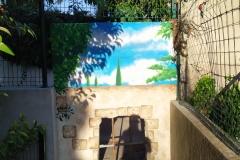 residence trompe l'oeil